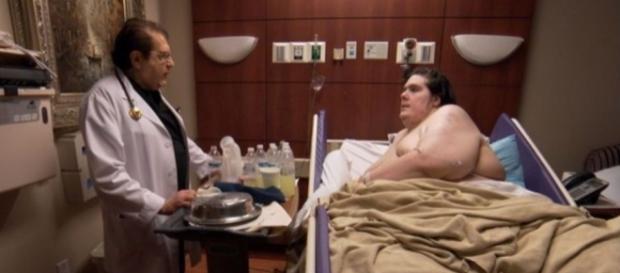 "Steven Assanti blames ""My 600-lb Life"" for abuse. Source Youtube TLC"