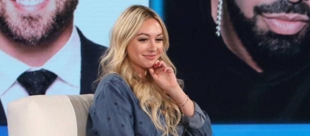The Bachelor's Corinne Olympios screenshot