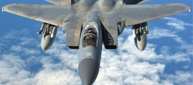 US F-15 jet shoots down pro-Syrian drone that fired at coalition ... - businessinsider.com