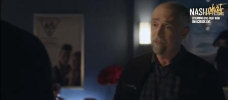 Deacon has bad news for Bucky [Image via YT screenshot]