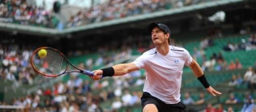 Andy Murray Roland Garros 2017. Photo by Twitter/@rolandgarros