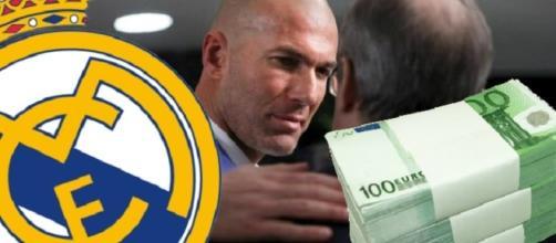 Clamorosa offerta del Real Madrid