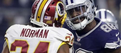 Dez Bryant insults Josh Norman, tells Washington to get their ... - givemesport.com
