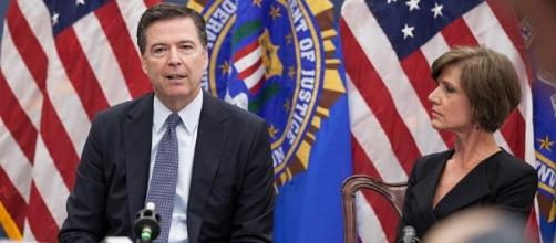 FBI directir James Comey / photo By Federal Bureau of Investigation (FBI) [Public domain], via Wikimedia Commons