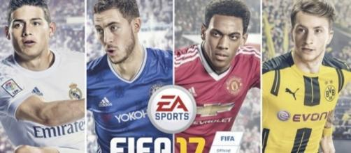 FIFA 17 is FREE on PS4 and Xbox One ... but not for long | Daily Star - dailystar.co.uk