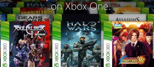 Xbox One backwards compatibility update: Titles mistakenly