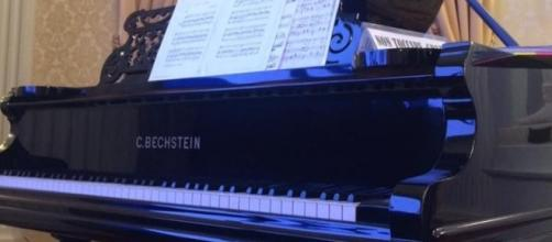 Il pianoforte di Umberto Giordano, Sala Fedora - Foggia