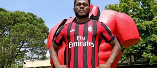 Kessié è un nuovo giocatore del Milan