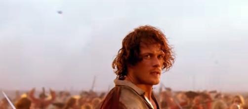 Outlander Season 3 / Photo screencap from TVGuide Youtube