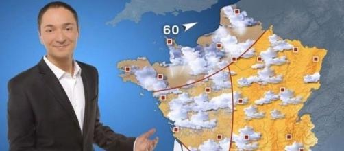 Philippr Verdier, le Monsieur météo de France 2 est climato-sceptique