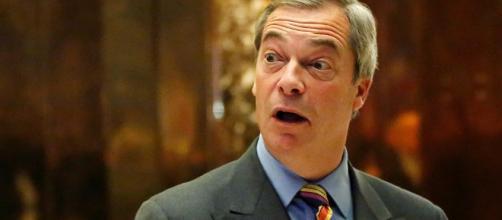 Farage under FBI investigation. - sputniknews.com