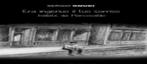 """Sergio Gnudi """"Ingenuo il tuo sorriso..."""" cover libro *da estense.com"""