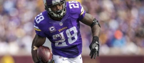 Vikings RB Adrian Peterson to play hours after birth of son | For ... - usatoday.com