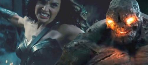 Watch: Wonder Woman Smiles In Batman Vs. Superman Leaks Online ... - cosmicbooknews.com