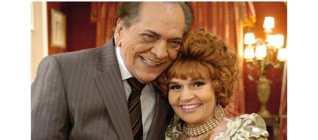 Claudia Rodrigues foi internada em hospital
