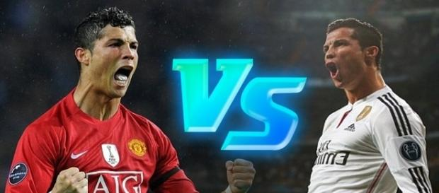 CR7 compare les supporters du Real Madrid à ceux de Man Utd !