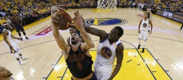 Defense fails Cavs in 113-91 Game 1 loss in NBA Finals. / from 'Houston Chronicle' - houstonchronicle.com
