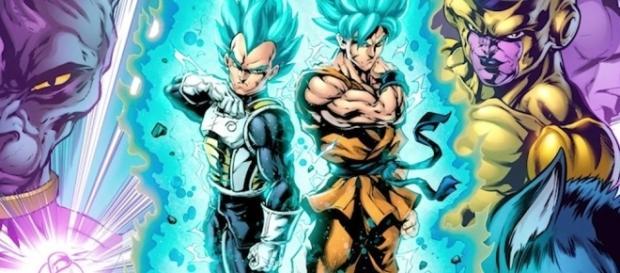 Dragon Ball Super' Episode 93 e 94