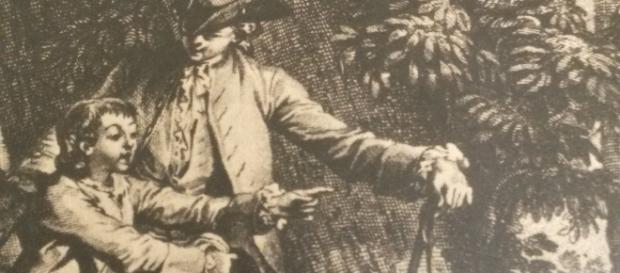 """""""Emílio ou da Educação"""", de Rousseau, tornou-se leitura obrigatória para a formação de pedagogos contemporâneos"""