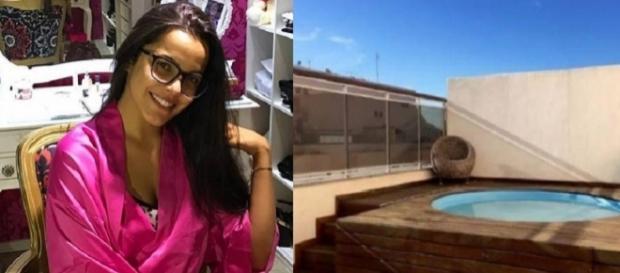 Emilly aluga cobertura duplex no Rio
