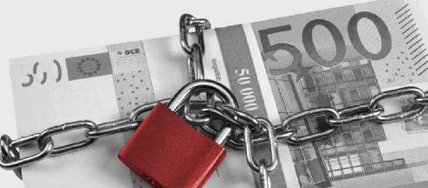 Fisco, dal 1° luglio pignoramenti sui conti correnti
