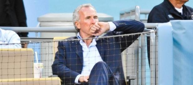 Frank McCourt - Olympique de Marseille