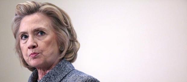 Hillary Clinton Acting Like A Woman Scorned? Photo: Blasting News Libarry - politico.com