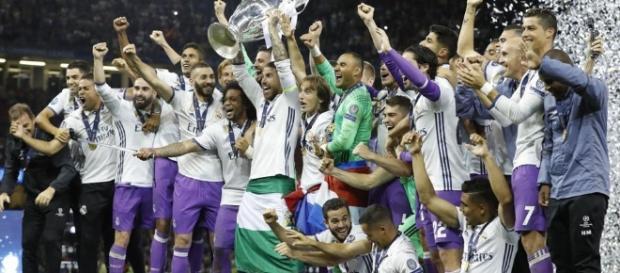 Real Madrid gana la copa por décima segunda vez. Foto vía Hindustan Times