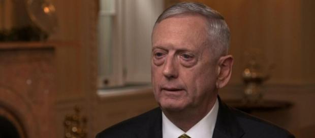 The grownup in the room on Face the Nation May 28, 2017 Secretary Mattis - CBS News - cbsnews.com