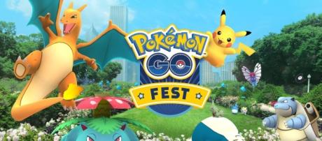 """""""Pokemon GO"""" Fest is set to be launched on July at Chicago's Grant Park (via Twitter/Pokemon GO)"""