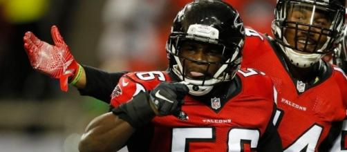 Atlanta Falcons roster: Which players are free agents in 2017 - Photo Credit: ajc.com