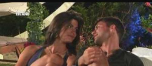 Carmen e Alessio a Temptation Island