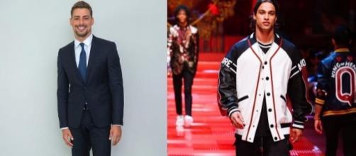 Cauã Reymond e Pablo Morais são os famosos mais desejados no momento e comprovaram isso em Milão (Foto: Reprodução / Instagram)