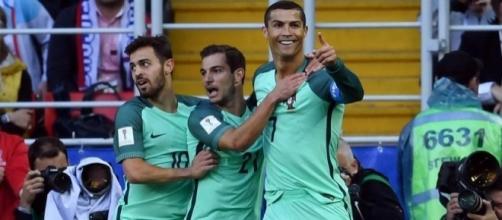 Cristiano ha anotado en todas las competencias internacionales que ha jugado con Portugal. Trome.com.