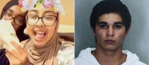 Darwin Martinez Torres kidnapped Nabra Hassanen of Virginia in a road rage incident.