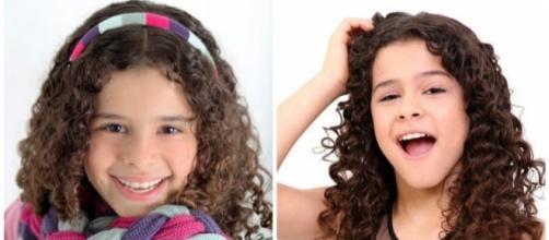 Gabriella Saraivah tem apenas 12 anos e já namora.