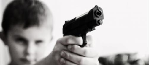 Gun deaths are high among children. - publicdomainpictures.net