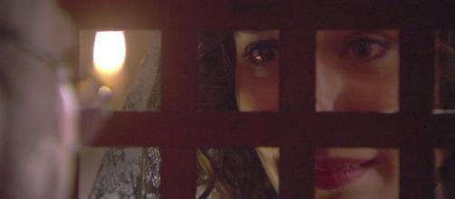 Il Segreto, Camila e Don Anselmo