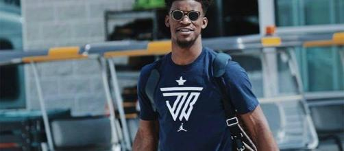 Cleveland Cavaliers may clinch a deal with Jimmy Butler. [Image via Facebook/Jimmy Butler]