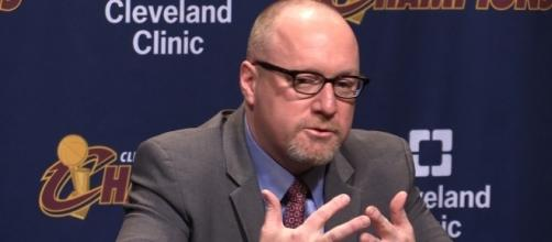 Image via: Youtube channel (cleveland.com) #DavidGriffin