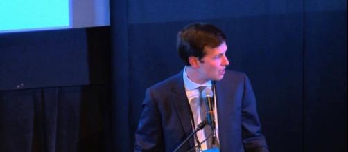 Jared Kushner delivered the address at technology summit. Photo via TerraCRG, YouTube.
