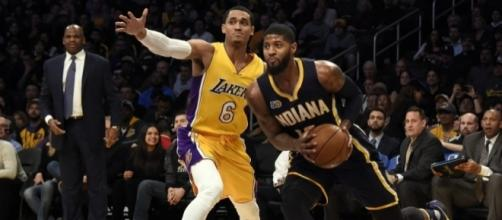 Lakers Rumors: L.A. 'Very, Very Real' Threat To Sign Paul George ... - slamhoops.net