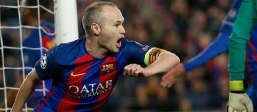 L'Inter chiede Iniesta al Barcellona