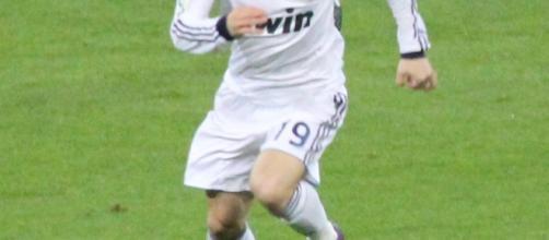 Luka Modric - Image by Wikimedia Commons