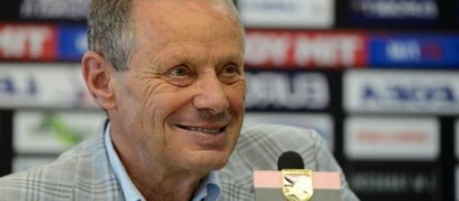 Maurizio Zamparini lascia il Palermo dopo 14 anni