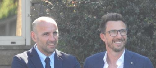 Monchi e Di Francesco hanno nel mirino due giocatori