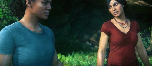 """Naughty Dog is set to livestream the """"Uncharted: The Lost Legacy"""" trailer, which was unveiled at E3 2017 (via YouTube/PlayStation)"""