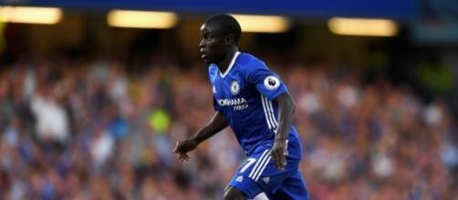 N'Golo Kanté - Meilleur joueur de Premier League