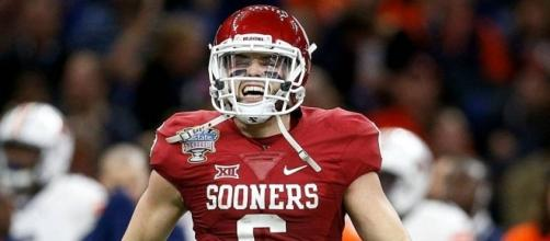 Oklahoma QB Baker Mayfield issues apology after drunken arrest