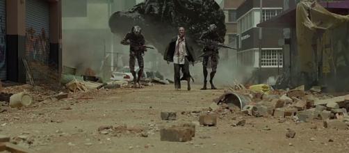 Rakka', el primer corto de Neill Blomkamp